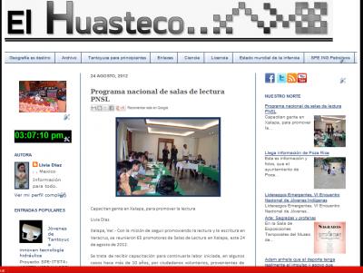 EL HUASTECO /ES HUASTECO